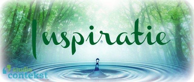 Inspiratiebron blog studio contekst