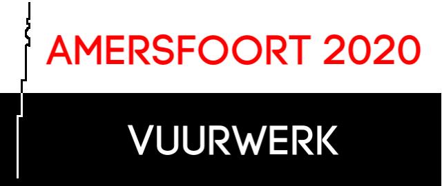 Amersfoort 2020 Vuurwerk